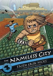 The Nameless City 1