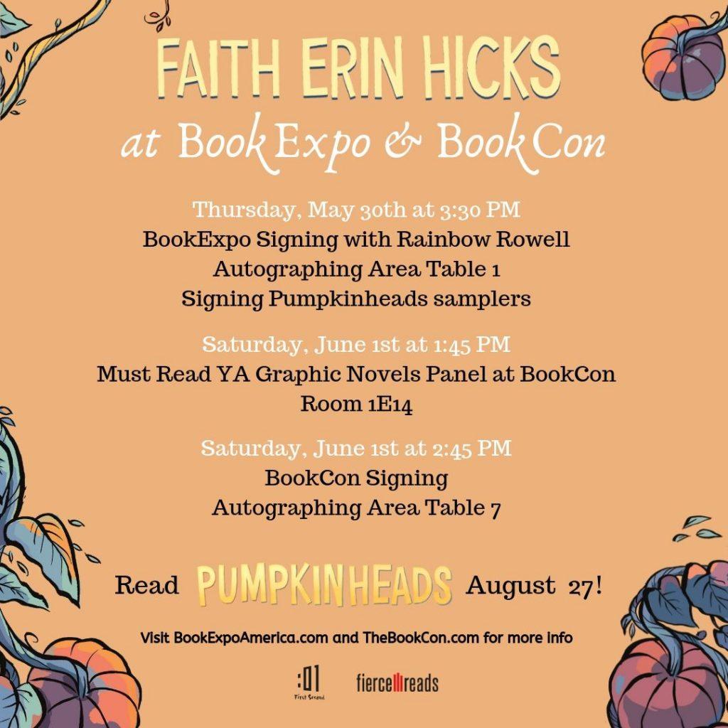 faith erin hicks' webpage » Blog Archive » New York City