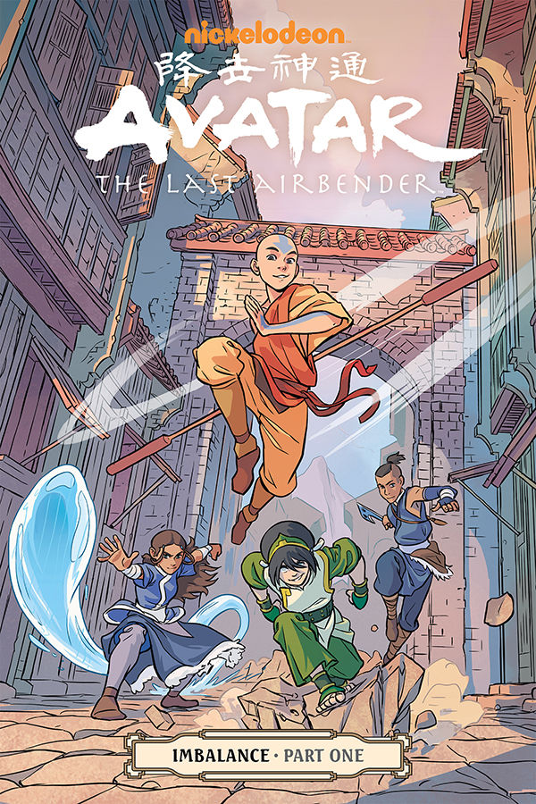Avatar: The Last Airbender - Imbalance (Part One)
