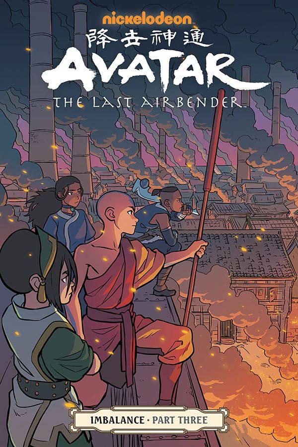 Avatar: The Last Airbender - Imbalance (Part Three)