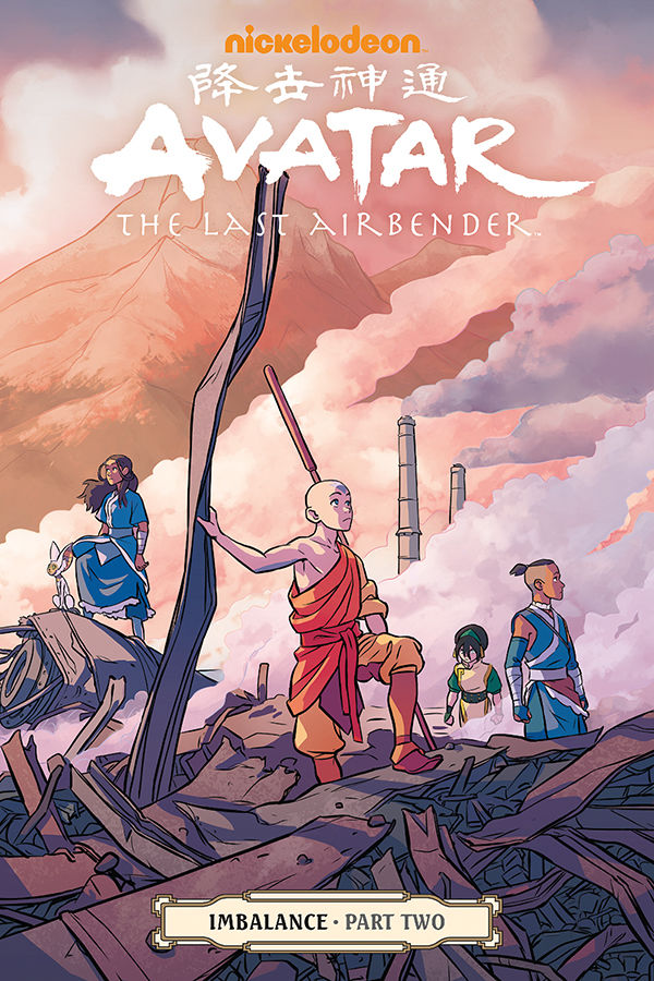 Avatar: The Last Airbender - Imbalance (Part Two)